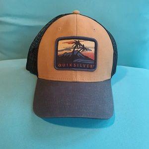 Quicksilver SnapBack hat